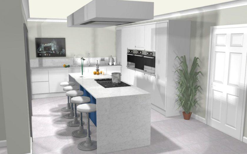 G ideas kitchen CAD design