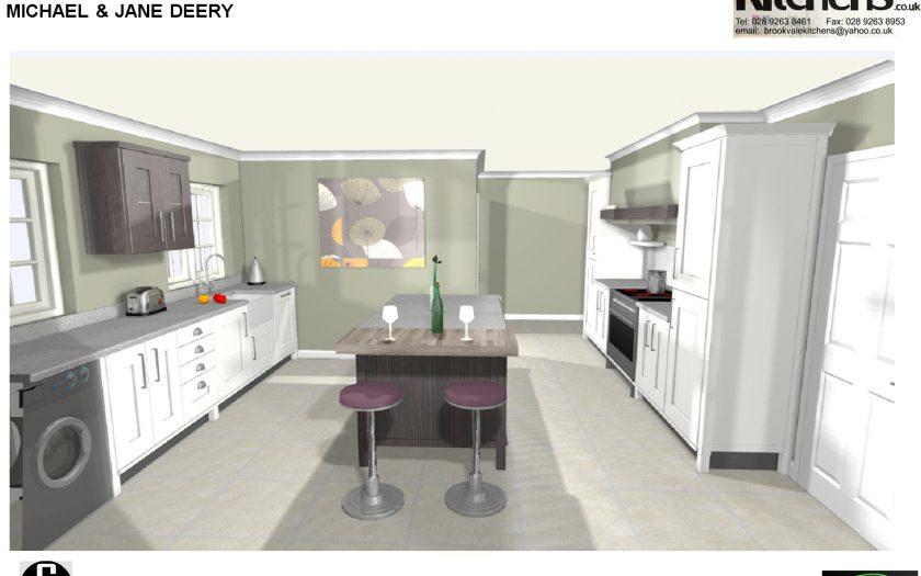 brookvale kitchens cad design