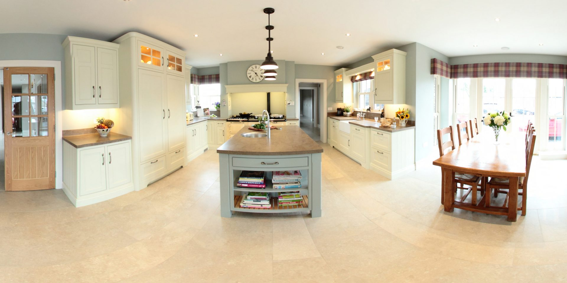 frazer kitchen 360 degree image