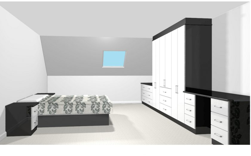 woodcraft kitchens and bedrooms cad design