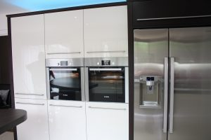 oven and fridge appliances