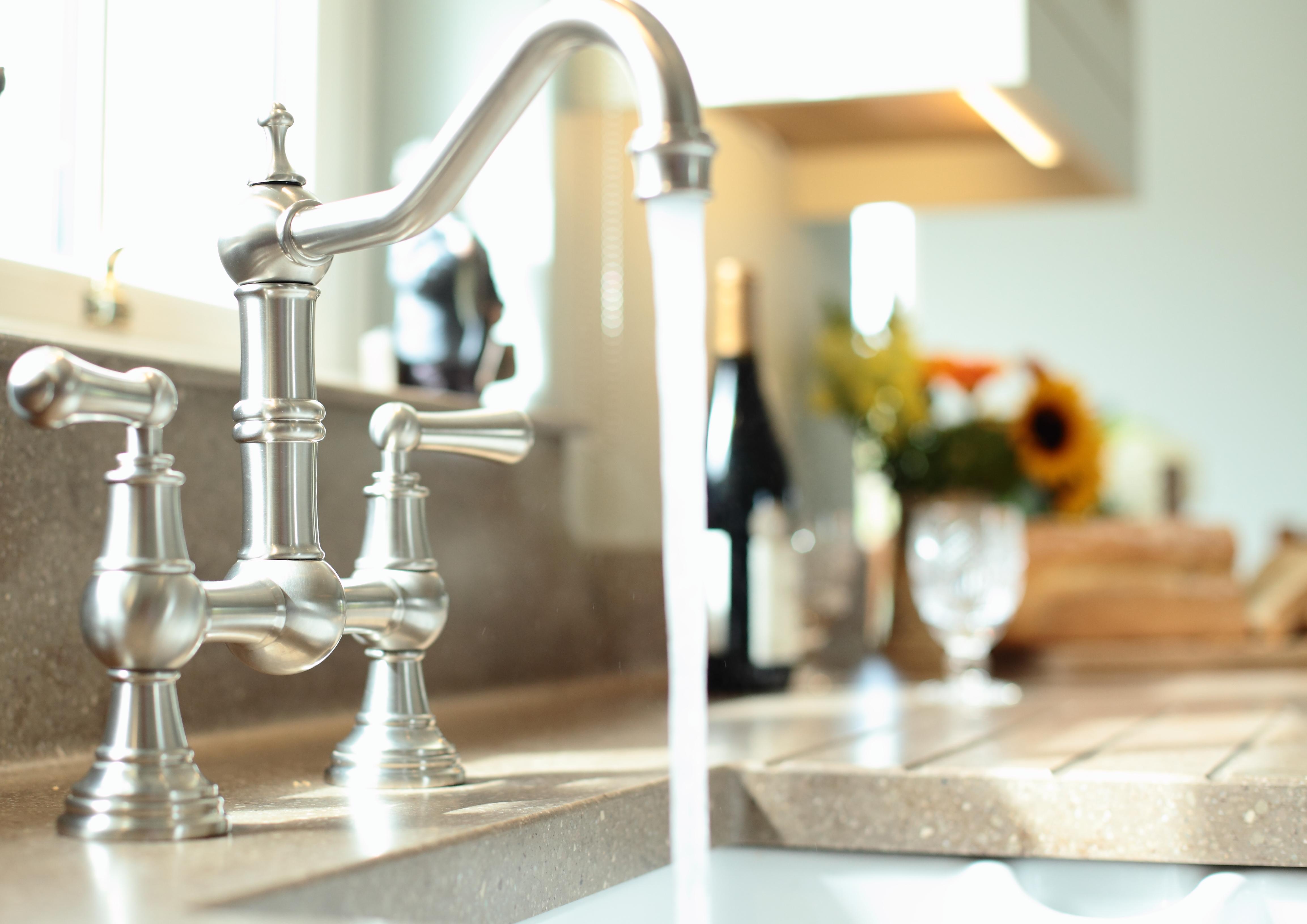 frazer kitchen elegant taps