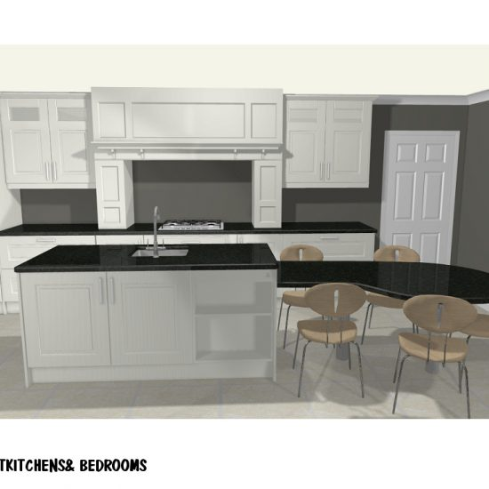 "Cad Design ""Woodcraft kitchens"""