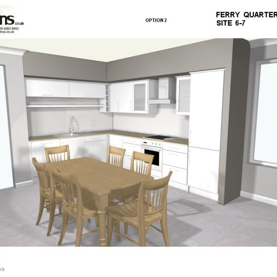 "Cad Design ""Brookvale Kitchens"""