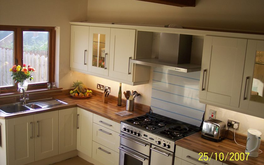older kitchen design