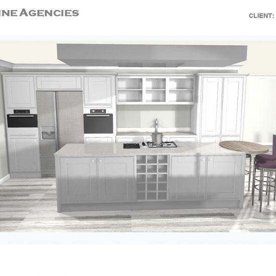 """CAD Design """"Top Line Agencies"""""""