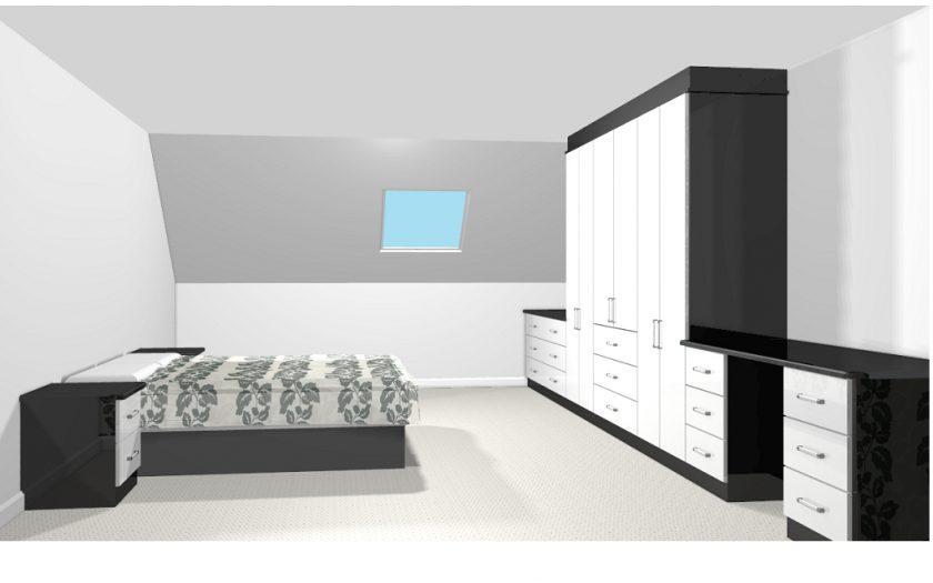 woodcraft kitchens and bedrooms cad design