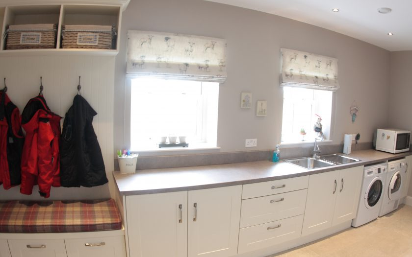 frazer utility room design